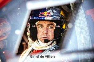 07_Giniel de Villiers -Toyota Gazoo Racing