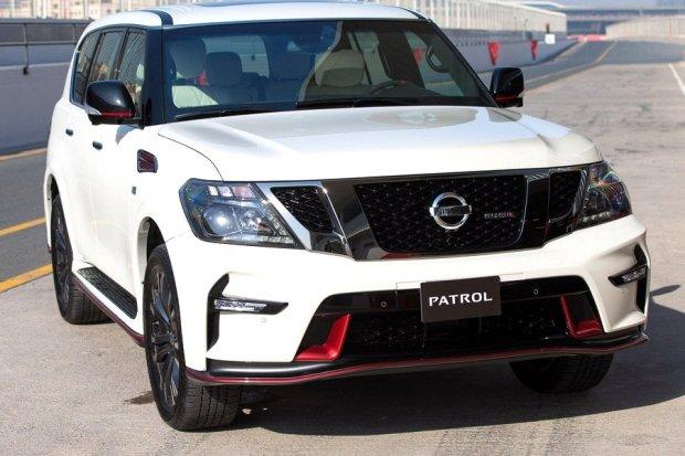 24_ Nissan Patrol NISMO