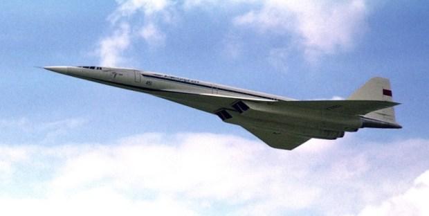 TU-144-apertura Tupolev TU-144, il gemello diverso del Concorde