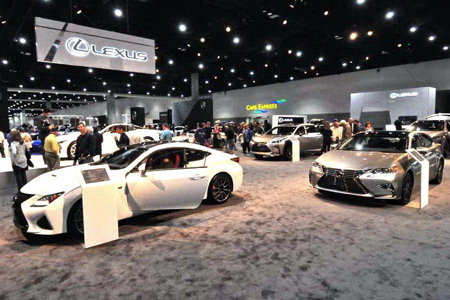 Motori360SanDiegoAutoShow2016-03 San Diego Auto Show 2016, a suo modo speciale
