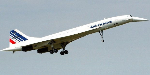 FRANCE-AIR-SHOW-CONCORDE