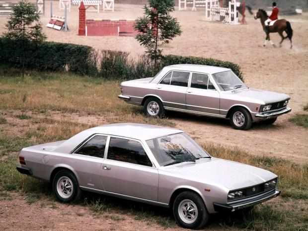 Motori360_AS_Fiat130_04berlina_coupe La rivincita dei Brutti Anatroccoli