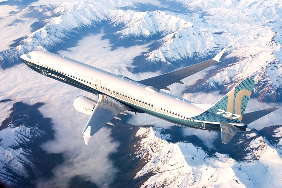 Motori360.it-Paris Air Show 2017-12-Boeing 737 Max10