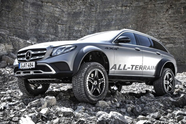 Motori360.it-Mercedes Classe E All-Terrain 4x42-16