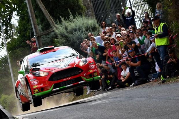 Giandomenico Basso, Lorenzo Granai (Ford Fiesta R R5 #1, Sc Movisport Srl)