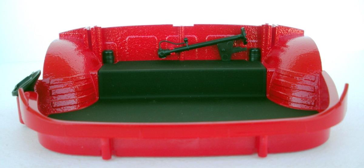 Motori360 F16 Duetto 1-8 1750 130 TF 1973 vano bagagli modif antirombo