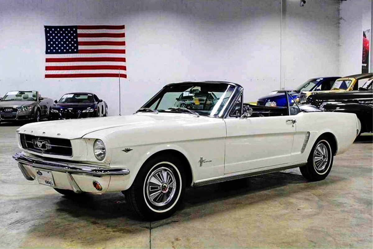1964 Ford Mustang For Sale | Classiccars | Cc-1003440