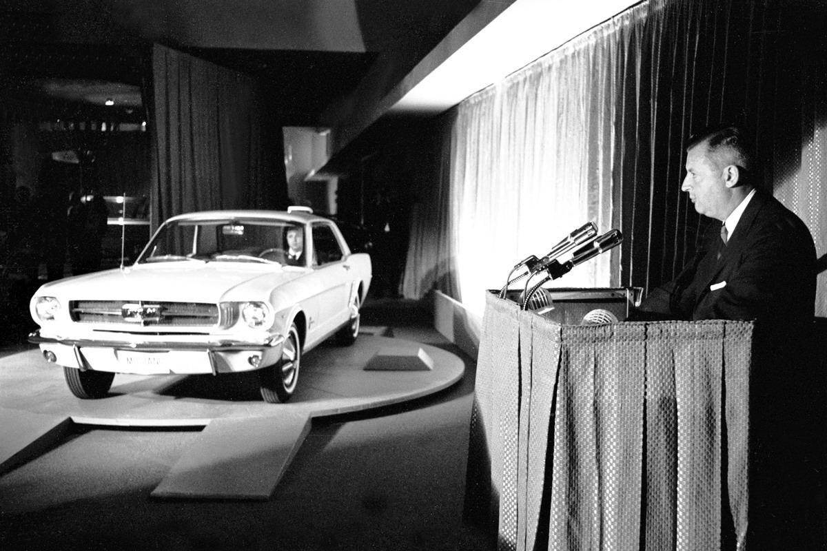 Mustang Trivia: 1964 World's Fair