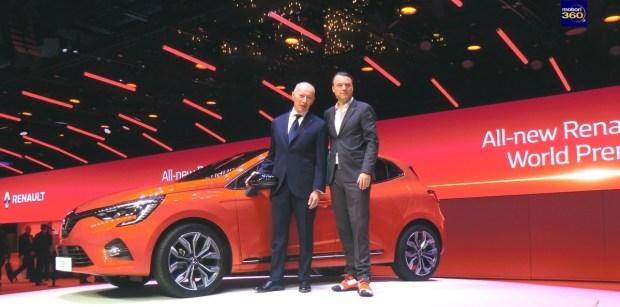 01_Renault Clio World Premiere-int
