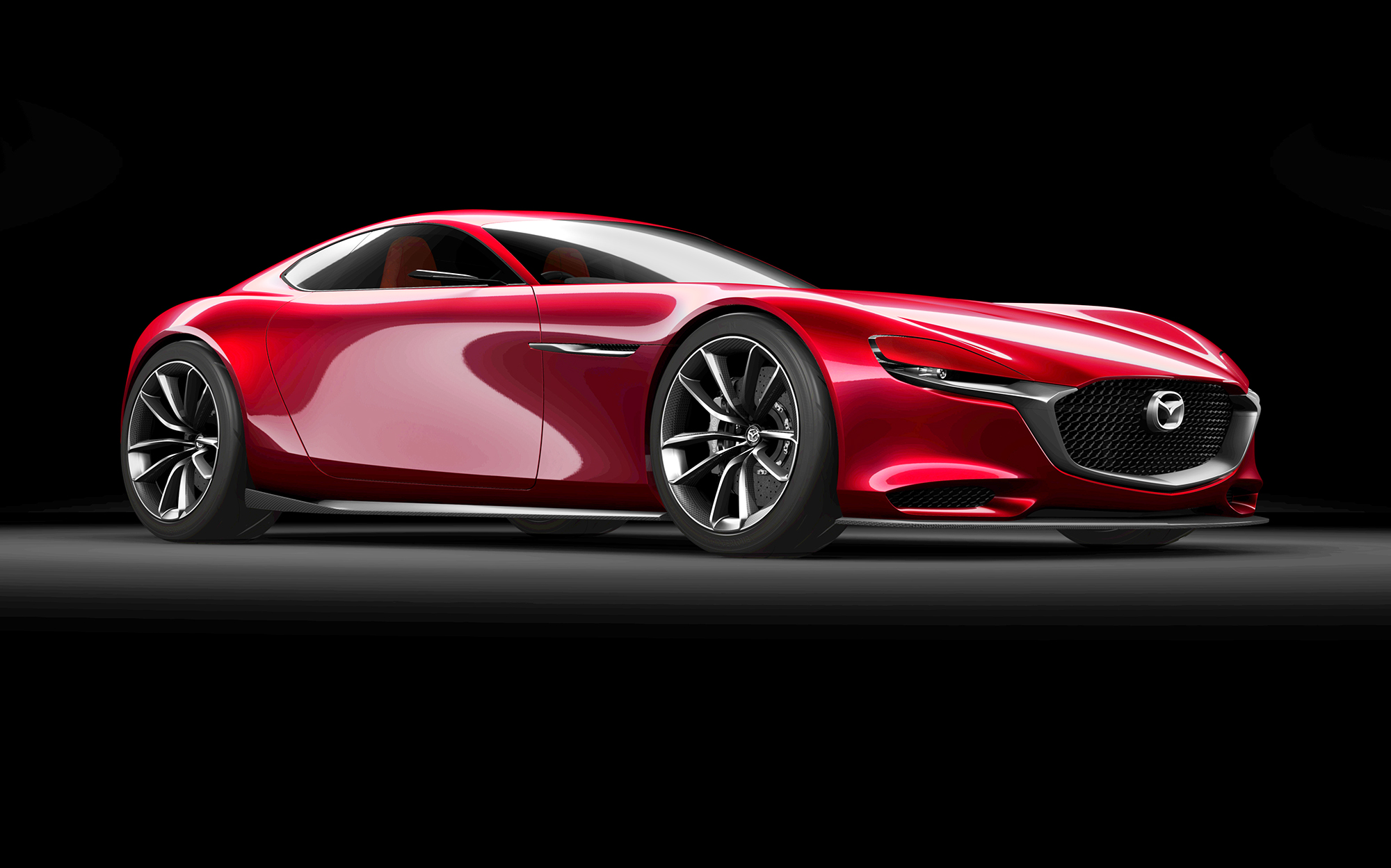 Mazda RX Vision Dimensioni Consumi Listino Prezzi