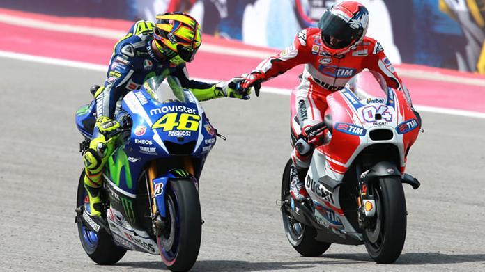 MotoGP, adesso Dovizioso è l'unico che può battere gli spagnoli - Motori  News 24