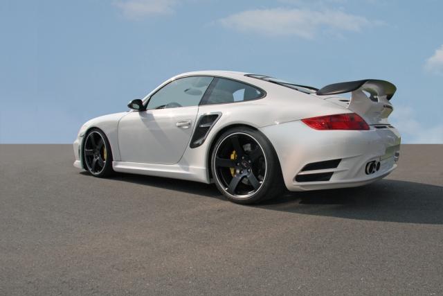 Mansory Porsche 911 Turbo