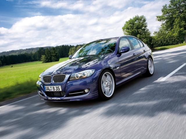BMW Alpina B3 S BiTurbo