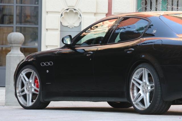 Novitec Tridente Maserati Quattroporte