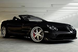 wheelsandmore Mercedes Benz SLR McLaren