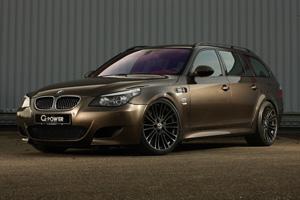 G-Power BMW M5 Hurricane RS Touring