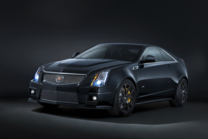 2011 CTS-V Black Diamond Edition