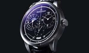 Jaeger-LeCoultre's Duomètre à Quantième Lunaire Limited – Wednesday Watch