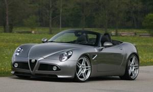 Novitec Alfa Romeo 8C Competizione Spyder