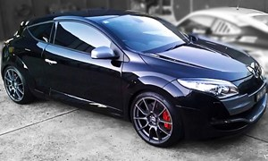 RENM Performance Renault Megane RS 250 Black Edition