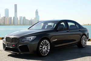 Mansory BMW 7 Series (F01) Tuning