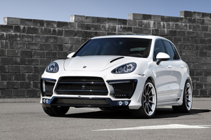 Lumma Design Porsche Cayenne 958 Styling Package