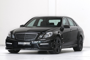 Brabus Mercedes E-Class and S-Class AMG Upgrade