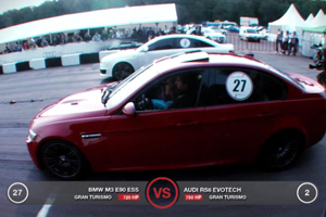EVOTech Audi RS6 vs ESS BMW M3 Video
