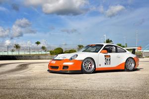 Flat 6 Motorworks Porsche 997 GT3 Cup Car