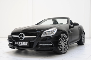 Brabus Mercedes-Benz R172 SLK Sport Program