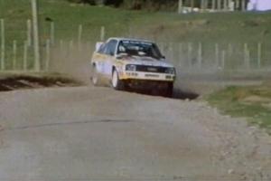 Audi Rally Video