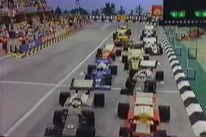 Lego Formula 1 Video