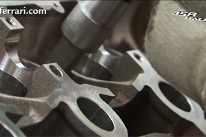 Ferrari 458 Italia Engine Building Video