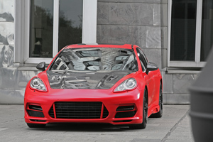 Anderson Germany Porsche Panamera Turbo