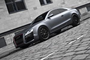 Project Kahn Audi A5 Matte Pearl Grey