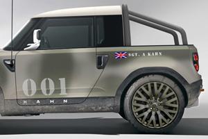 Project Kahn 2012 Land Rover Defender