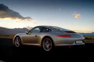 Porsche 991 Video