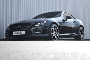 Project Kahn Mercedes-Benz SLK 200 BlueEFFICIENCY