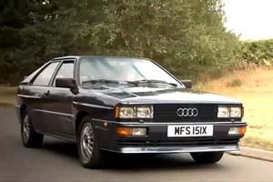 Audi Quattro Video