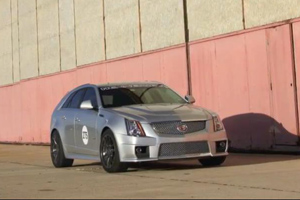 Hennessey Performance Cadillac CTS-V Video