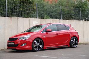 The Senner Tuning Opel Astra J