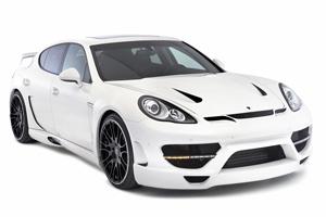 Hamann Motorsports Cyrano Porsche Panamera Turbo