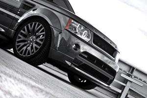 A. Kahn Design Military Edition Range Rover