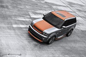Project Kahn Range Rover