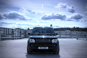 The new A Kahn Design Land Rover Discovery in HD