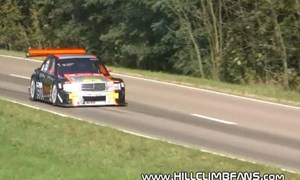 Mercedes-Benz RM1 Hillclimb Video