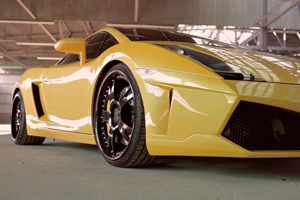 IMS Automotive Design Lamborghini Gallardo Video