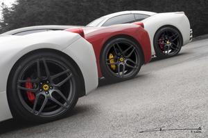 A Kahn Design Ferrari 458 Italia Edition