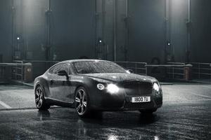 Bentley Continental GT V8 and Continental GTC V8