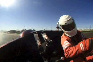 This is what happens when an AC Cobra Crashes at 130 MPH – Video